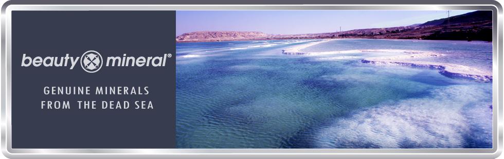 Beauty mineral® kosmetika z Mrtvého moře